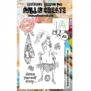 AALL and Create Stamp Set #35