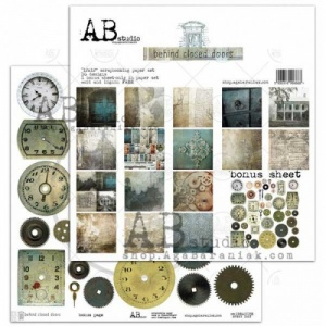 AB Studio Paper Set - Behind Closed Doors