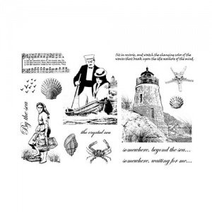 Artistic Outpost Stamp Set - Beyond the Sea
