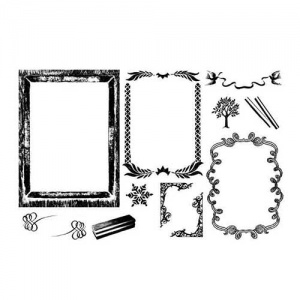 Artistic Outpost Stamp Set - Chalk It Up