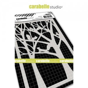 Carabelle Studio A6 Mask by Alexi - Squirrel Trees - MA60079