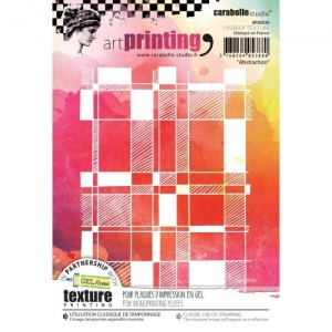Carabelle Studio Unmounted Art Printing Stamp - Abstraction - AP60026