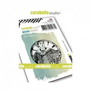 Carabelle Studio Mini Stamp - Ready for a Trip - SMI0227E