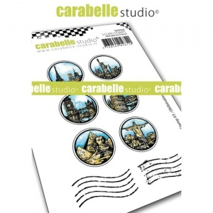 Carabelle Studio Stamp Set - My Stamp #3 Oblitérations - SA70164