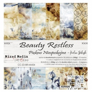 Craft O'Clock 12x12 Paper Pack - Beauty Restless