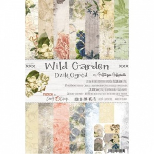 Craft O'Clock A4 Paper Pack - Wild Garden