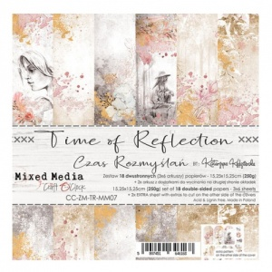 Craft O'Clock 6x6 Paper Pack - Time of Reflection