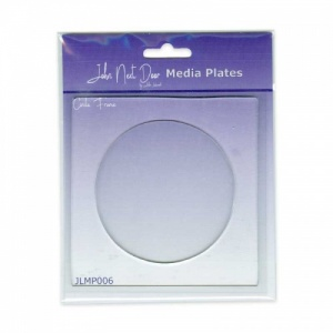 John Lockwood Media Plate - Circle Frame