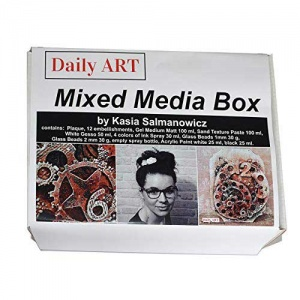 Daily Art Mixed Media Box
