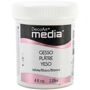 DecoArt Media Gesso - White