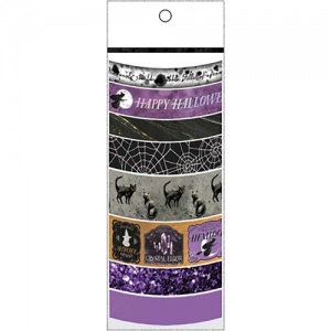 Martha Stewart Crafts Halloween Washi Tape - Happy Halloween