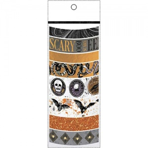 Martha Stewart Crafts Halloween Washi Tape - Scary