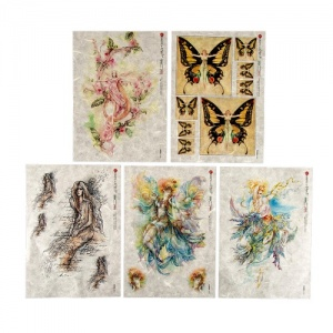 Paper Designs Rice Paper Collection - Fairies