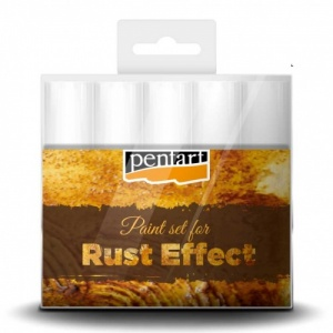 Pentart Rust Effect Paint Kit