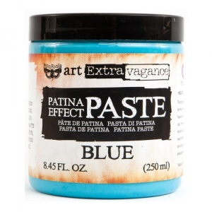 Prima Art Extravagance Patina Effect Paste - Blue