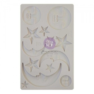 Prima Finnabair Decor Mould - Nocturnal Elements