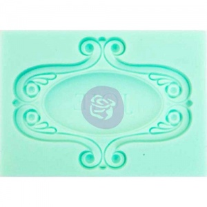 Prima IOD Vintage Art Décor Mould - Joie