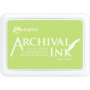 Ranger Archival Ink Pad - Sea Grass