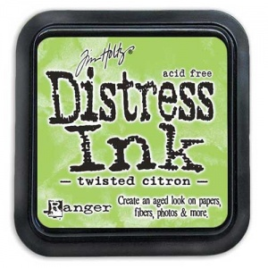 Tim Holtz Distress Ink Pad - Twisted Citron