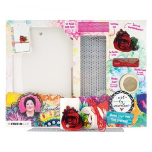 Studiolight Art by Marlene Art DIY Tag Journal Kit
