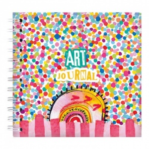 Studiolight Art by Marlene Marlene's World Confetti Journal