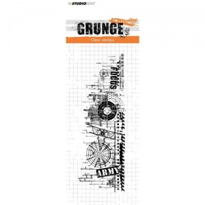 StudioLight Grunge Collection Clear Stamp - 342