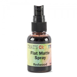 That's Crafty! Flat Matte Spray - Redwood