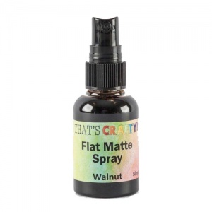That's Crafty! Flat Matte Spray - Walnut