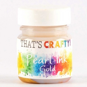 That's Crafty! Pearl Ink - Gold