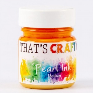 That's Crafty! Pearl Ink - Yellow