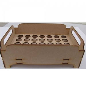 That's Crafty! Surfaces Stackable Storage Box 4