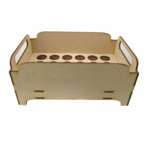 That's Crafty! Surfaces Stackable Storage Box 1