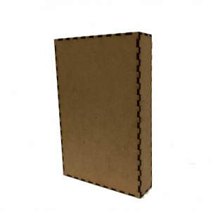 That's Crafty! Surfaces MDF Chunkies - 4 x 6 - Pack of 2