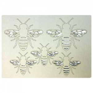 That's Crafty! Surfaces Craftyboard - Honey Bees