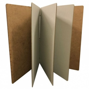 That's Crafty! Surfaces A4 MDF Greyboard Journal