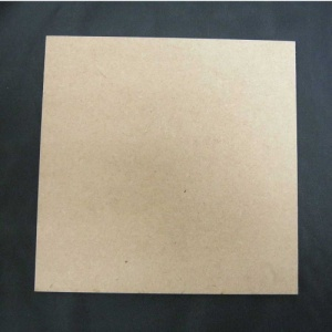 That's Crafty! Surfaces MDF Panels - Pack of 3 - 8x8