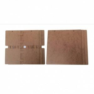 That's Crafty! Surfaces MDF Squares Pack