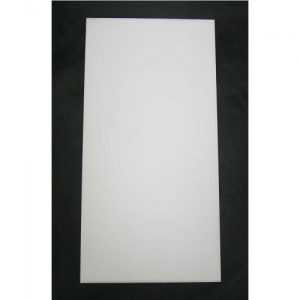 That's Crafty! Surfaces White/Greyboard Panels - 4.5x9 - Square Corners - Pack of 5