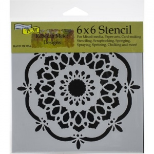 Crafter's Workshop Stencil - Handcut Blossom - TCW908S