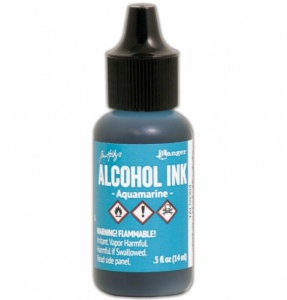 Tim Holtz Alcohol Ink - Aquamarine