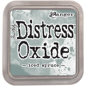 Tim Holtz Distress Oxide Ink Pad - Iced Spruce
