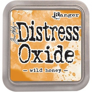 Tim Holtz Distress Oxide Ink Pad - Wild Honey