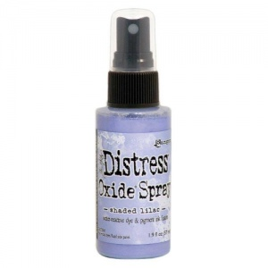Tim Holtz Distress Oxide Spray - Shaded Lilac