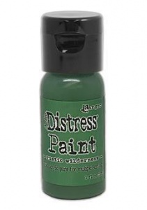 Tim Holtz Distress Paint Flip Top - Rustic Wilderness