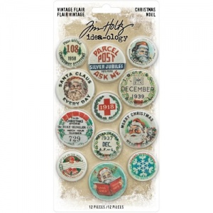 Tim Holtz Idea-ology Vintage Flair - Christmas 2020