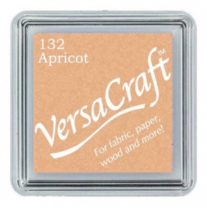 VersaCraft Small Ink Pad - Apricot