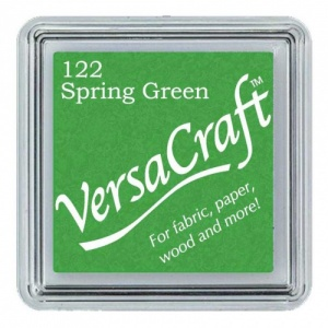 VersaCraft Small Ink Pad - Spring Green