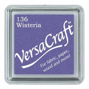 VersaCraft Small Ink Pad - Wisteria