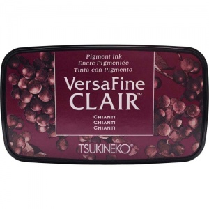 VersaFine Clair Pigment Ink - Chianti
