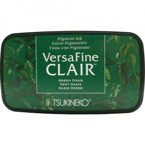 VersaFine Clair Pigment Ink - Green Oasis